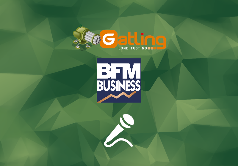bfm business talks about gatling tool