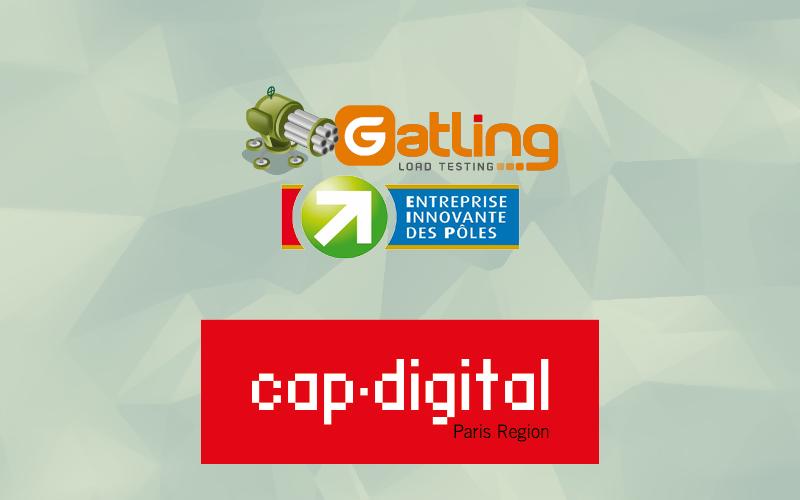 """Gatling has the label """"entreprise innovante des poles"""""""