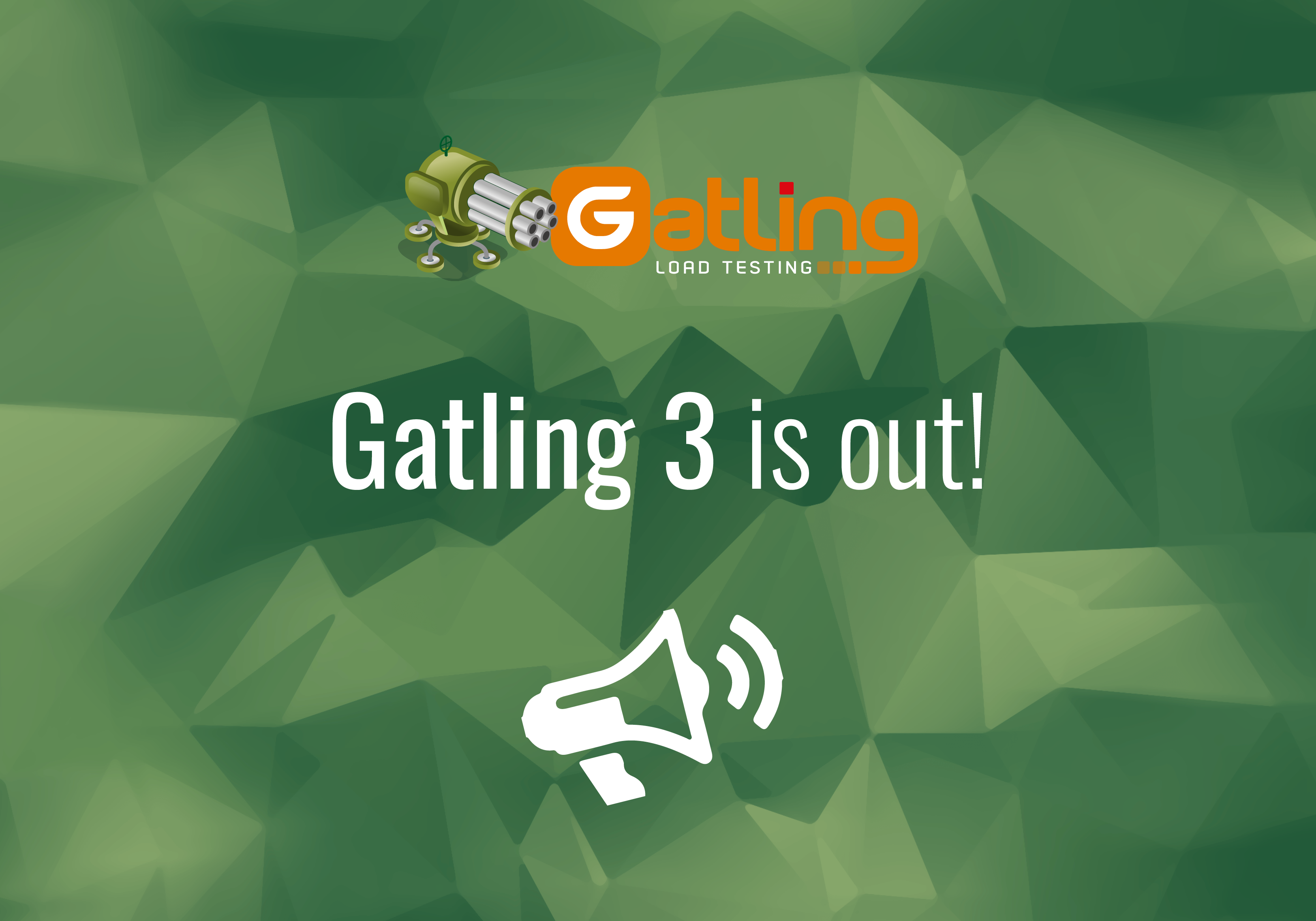 Gatling 3 is out