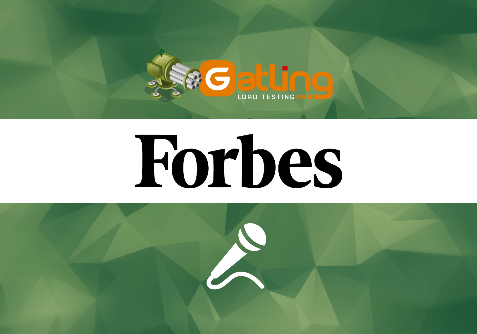 forbes published an article about gatling