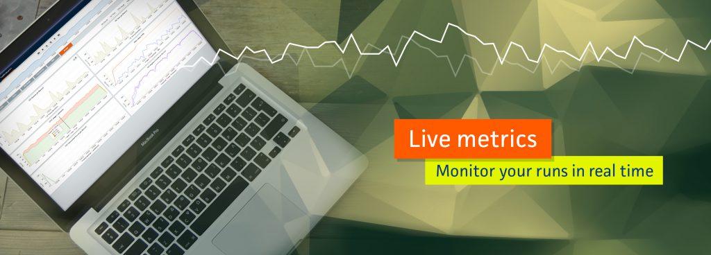 Live metrics