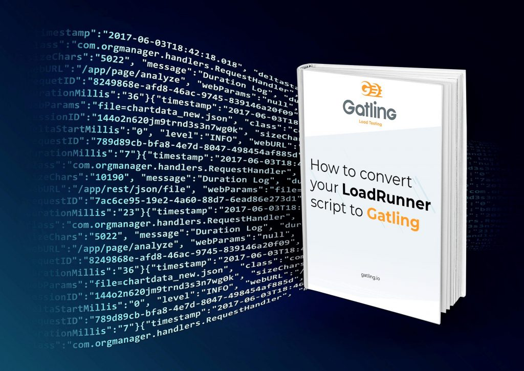 white paper - How to convert your LoadRunner script to Gatling